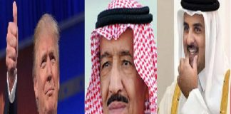 De-escalation begins in Saudi Qatar crisis
