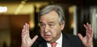 Working for India-Pak talks on Kashmir: UN Chief