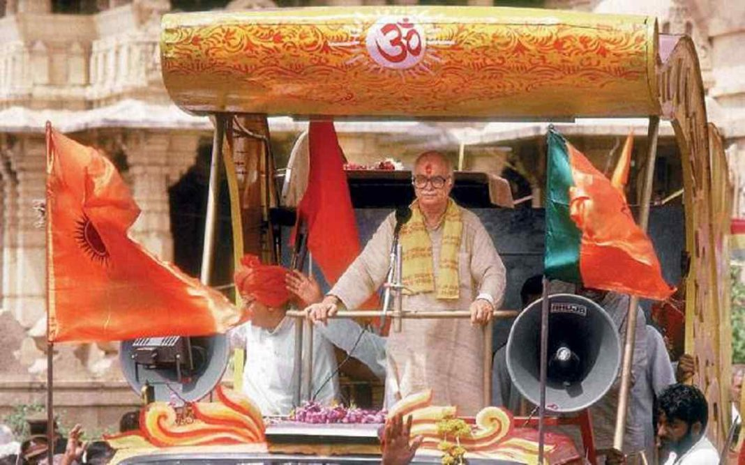 Opinion: Advani's Splendid Isolation