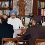 Congress Working Committee meeting