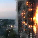 Fire in London residential tower