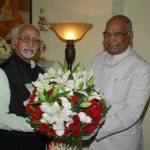 Bihar Governor Ram Nath Kovind is NDA's Presidential nominee