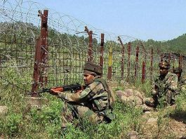 Pakistan continues violations at LoC