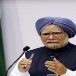 Manmohan Singh blames Modi on economic slowdown