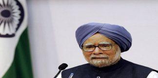 Manmohan Singh blames Modi on economic slowdown