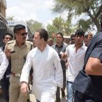 Rahul Gandhi detained on way to violence-hit Mandsaur