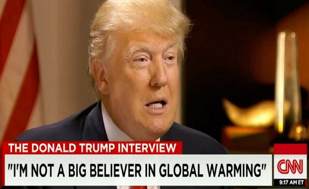 Trump likely to withdraw the US from Paris Accord