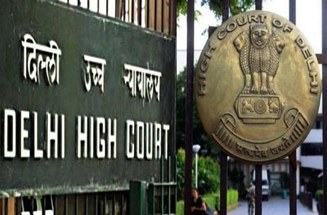 Illegal encroachments or unauthorised construction, whether it is a temple, mosque or church, cannot be allowed anywhere in the National Capital: Delhi HC.