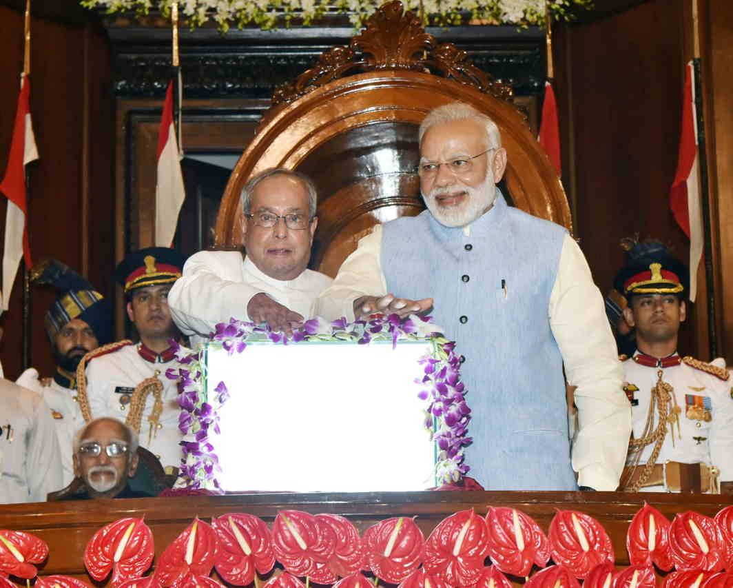 GST launched in India