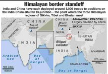 Doklam standoff: China scales up the rhetoric