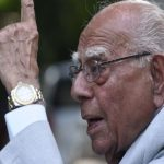 You used worse abuses than 'crook' for Jaitley: Jethmalani writes to Kejriwal