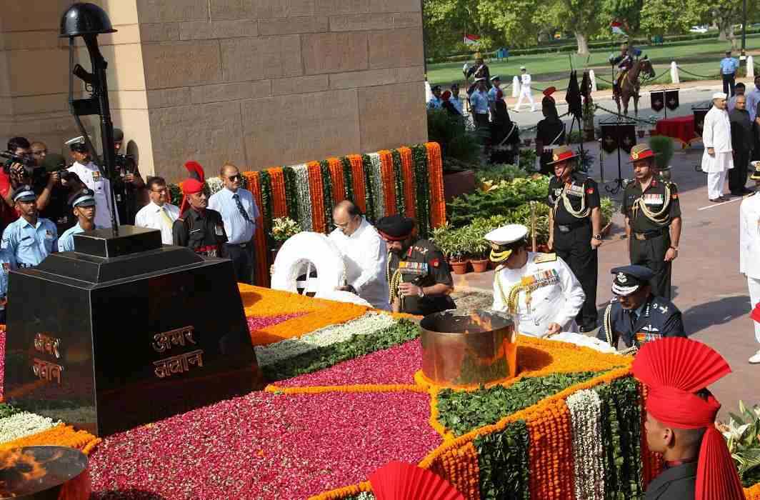 India celebrates 18th Kargil Vijay Diwas, functions across the country to honour martyrs