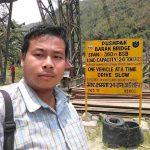 Manipur Barak Bridge