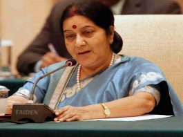 Won't commit sin by declaring missing Indians in Iraq dead without evidence: Sushma Swaraj