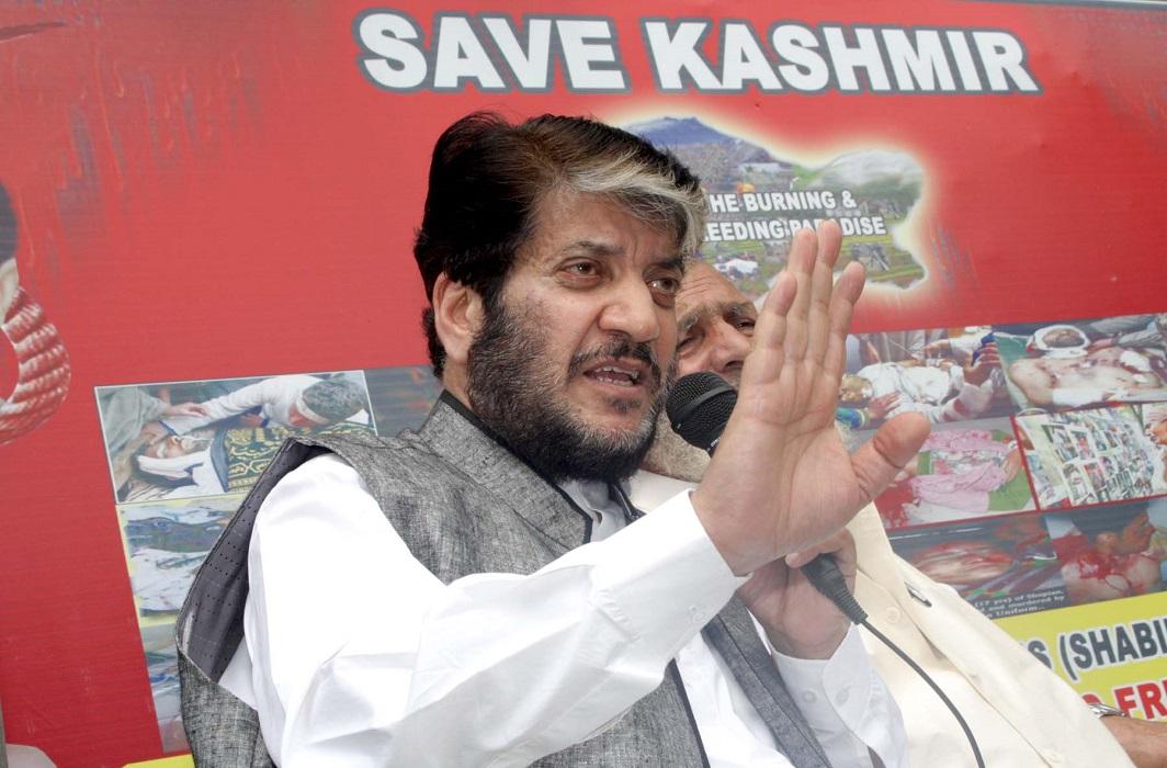 Kashmir separatist Shabir Shah to be arrested