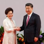 Xi's visit triggers clashes in Hong Kong
