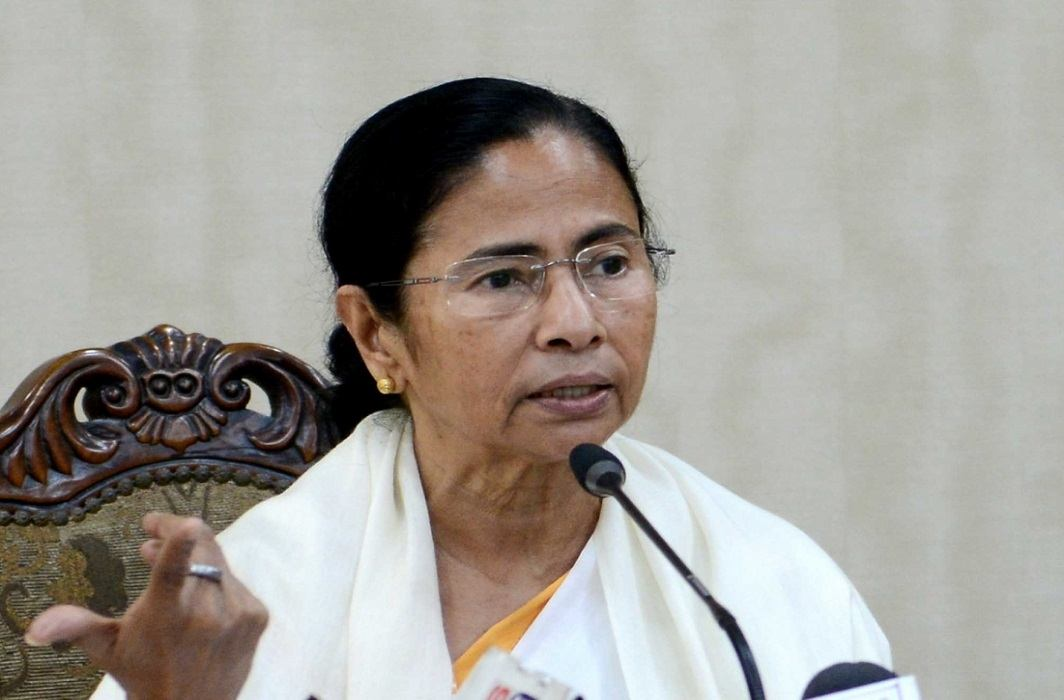 Mamata blames Centre for failure of law and order in West Bengal