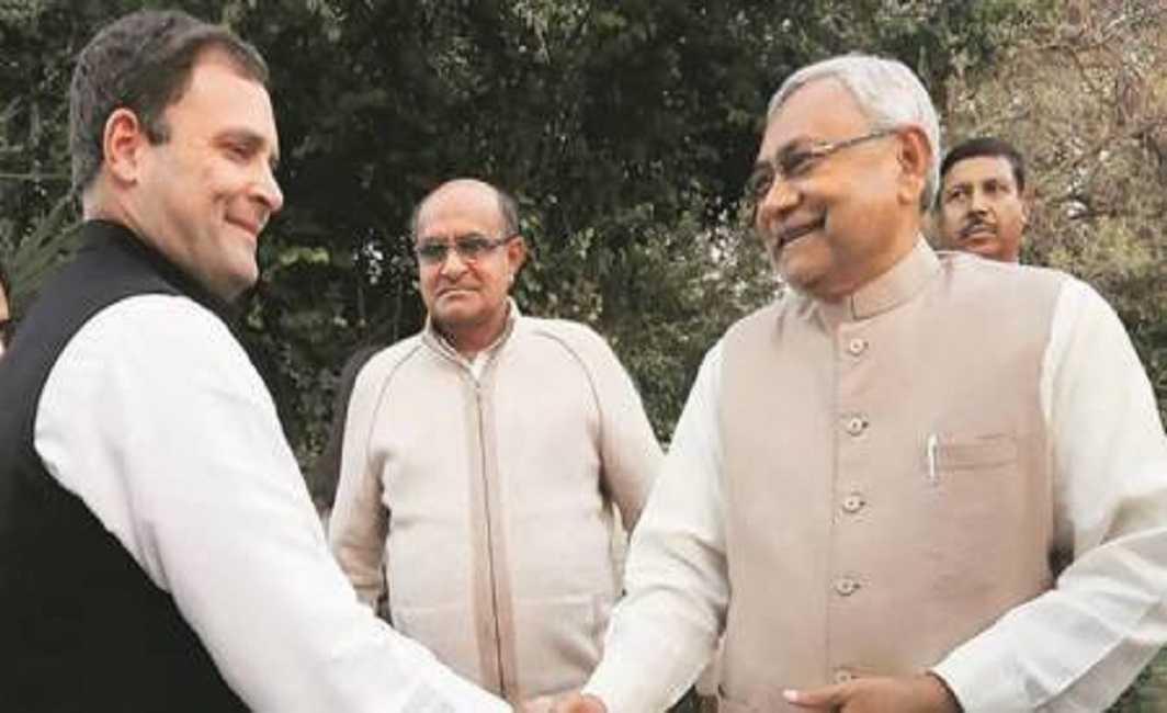 Nitish Kumar, grand alliance, Tejashwi Yadav, Rahul Gandhi, Lalu Yadav, Bihar Government