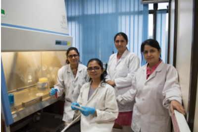 Research team of IIT Delhi