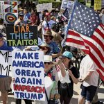Trump faces Nationwide Protests demanding Impeachment