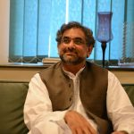 Shahid Abbasi elected interim Prime Minister of Pakistan