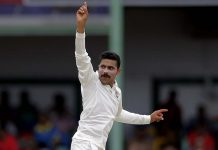 Ravindra Jadeja was adjudged Man of the Match