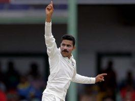Ravindra Jadeja was adjudged Man of the Match