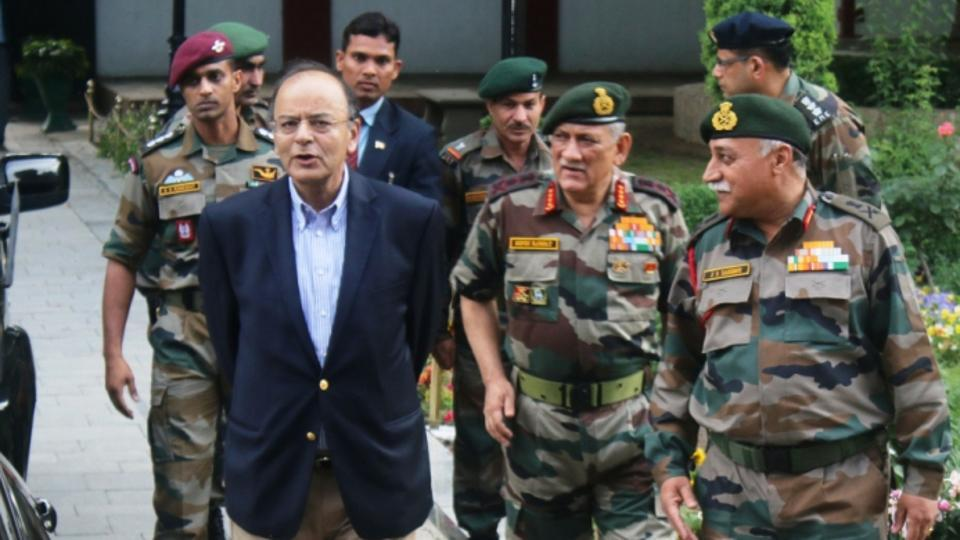 Defence Ministry approves 1st phase of reforms in Indian Army: Arun Jaitley
