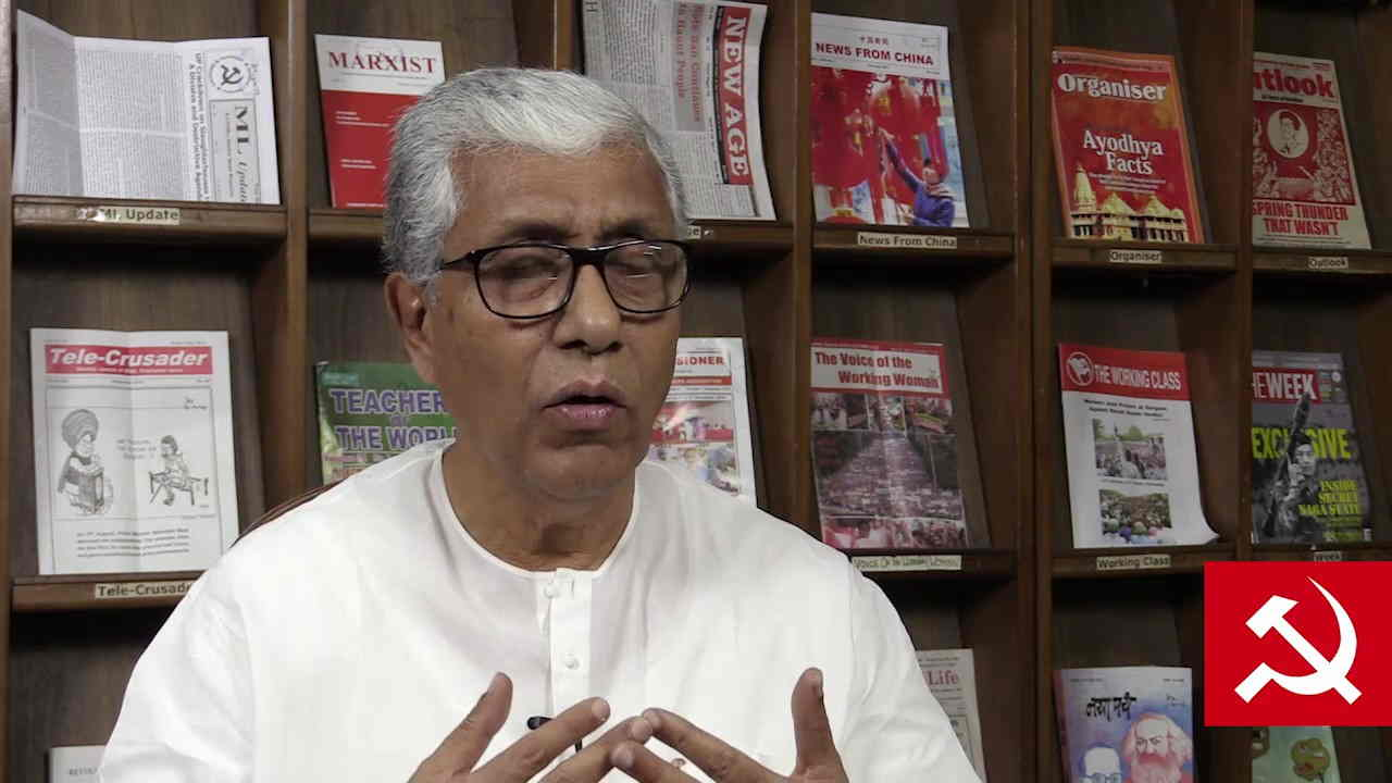 Tripura CM slams Prasar Bharati for censoring I-Day speech