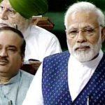 PM Modi in Lok sabha