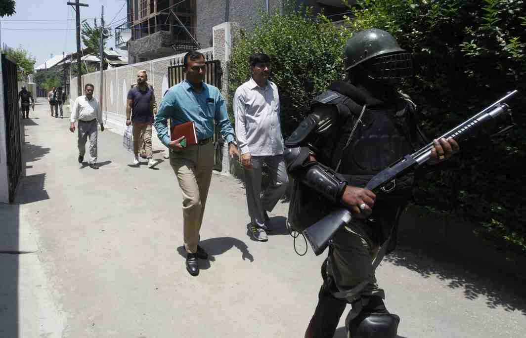 Terror funding case: NIA conducts searches at about dozen locations across J&K