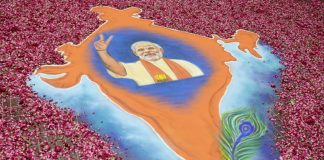A landmark for BJP as it bags the top four constitutional posts