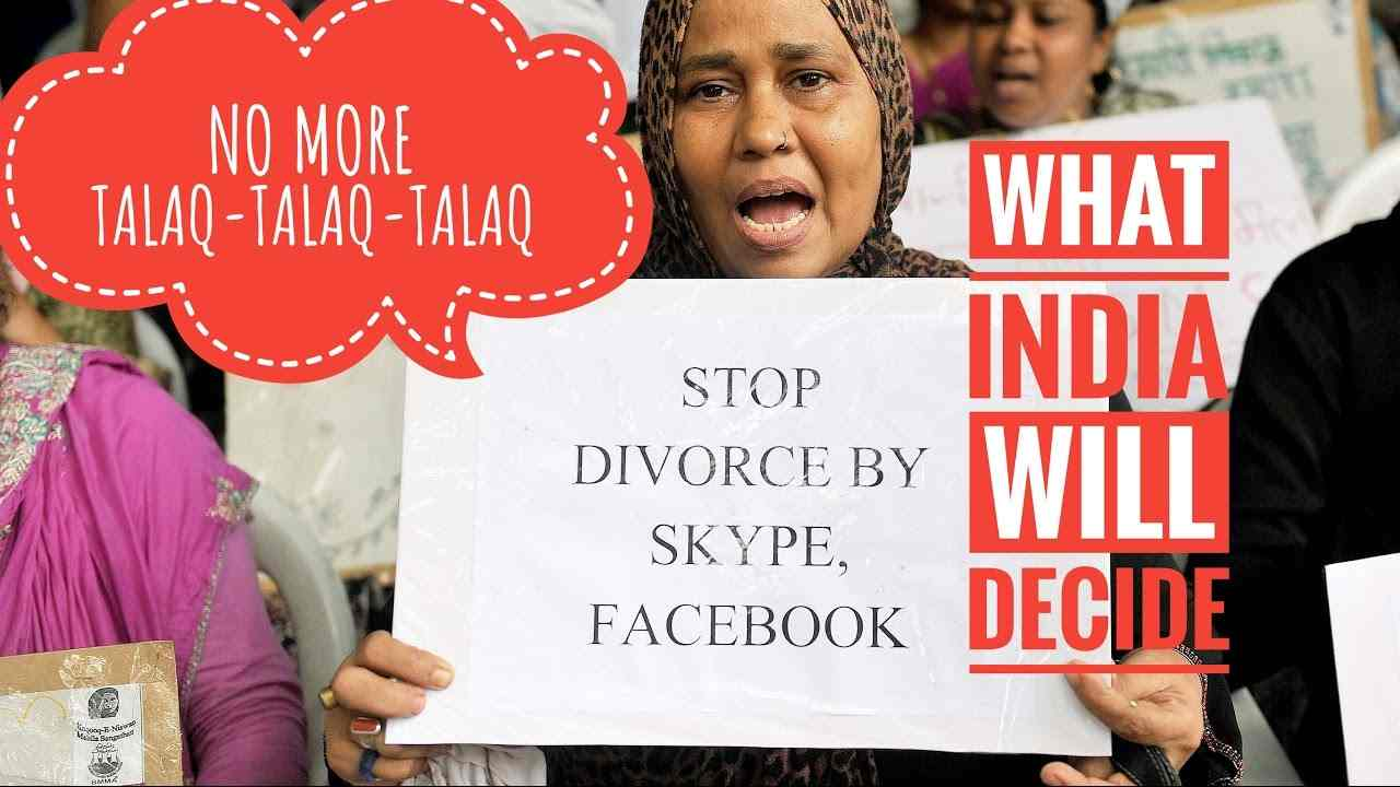 Muslim's Instant Divorce Ruled To Be Unconstitutional In India