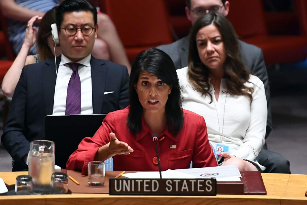UN Security Council Votes Unanimously To Impose Toughest Sanctions Yet