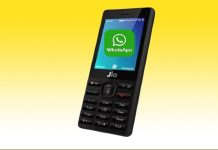 JioPhone may feature a special version of Whatsapp: Report