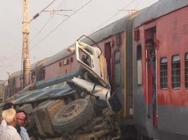 Over 70 injured as train en-route to Delhi derails near Auraiya in UP