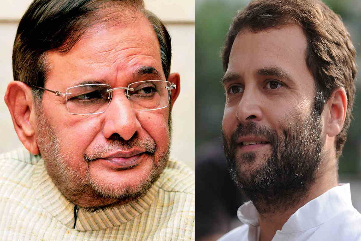 Sharad Yadav to hold conference on saving country's 'composite culture'