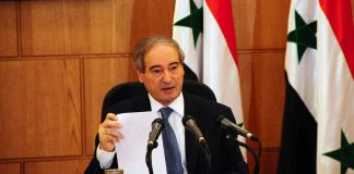 Syria: Western Countries providing Chemical Weapons to Terrorists