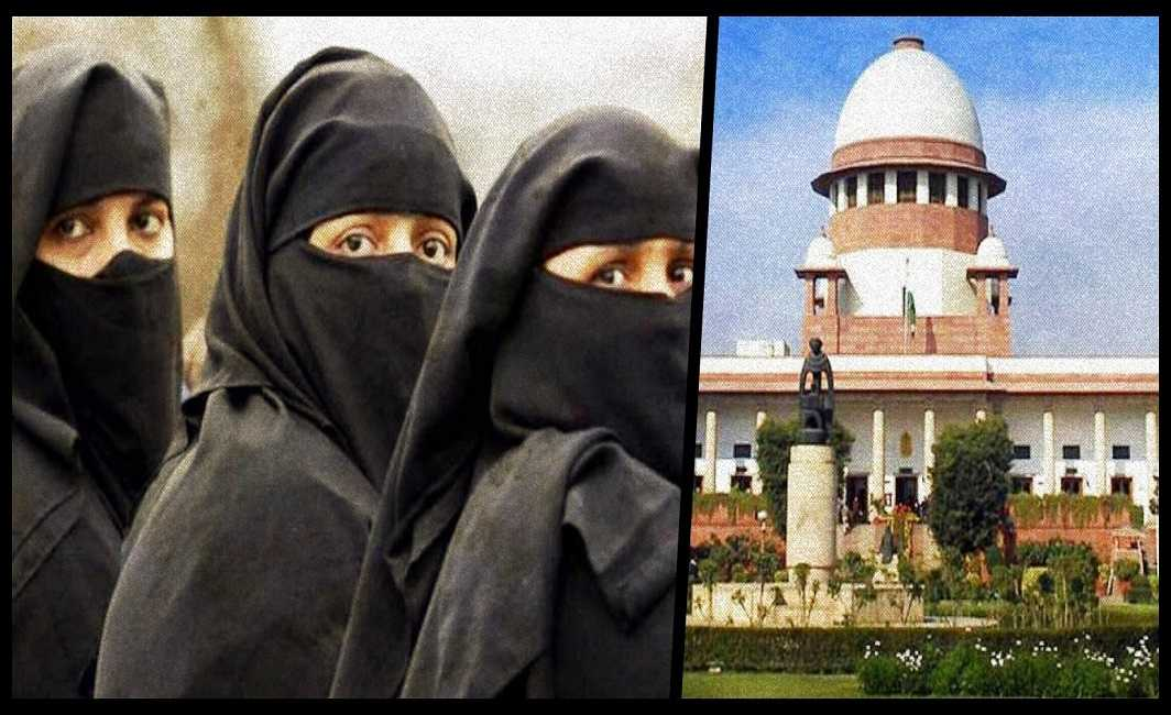Supreme Court declares triple talaq 'void', 'invalid'