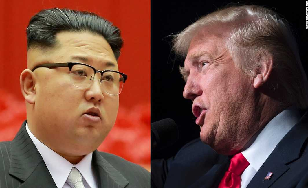 North Korea military warns Trump: 'War is by no means a game'
