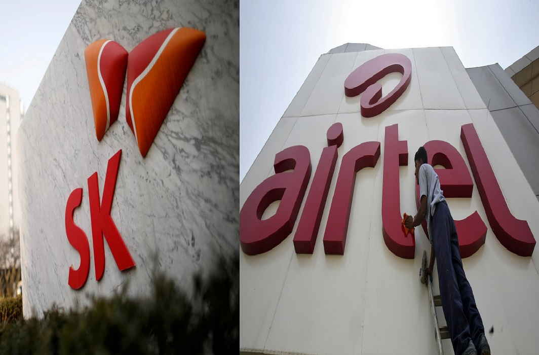 Airtel, SK Telecom Join Hands To Create India's Best Network