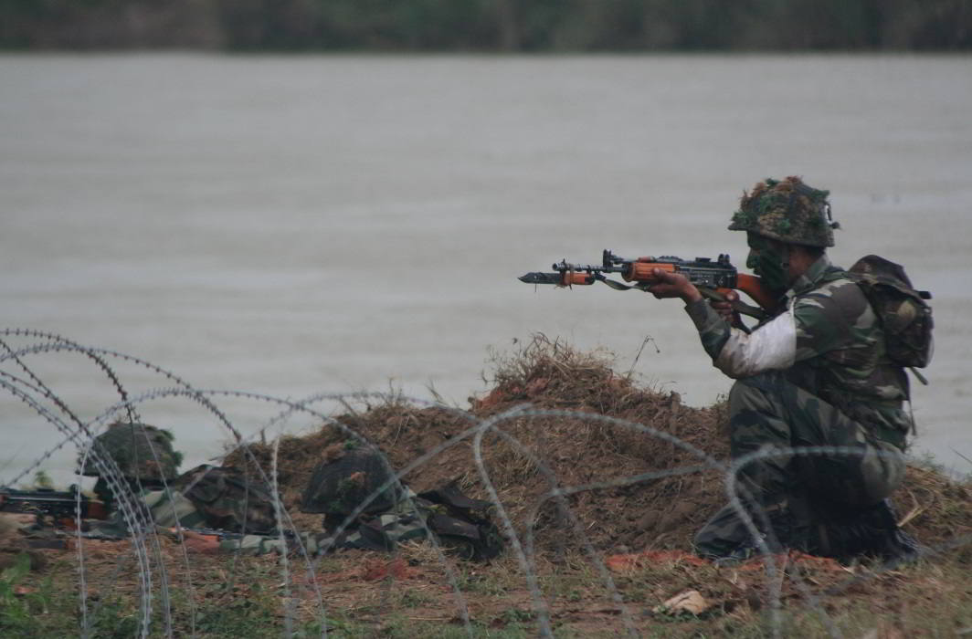 Indian Army strikes Naga insurgents along Myanmar border, inflicts heavy casualties