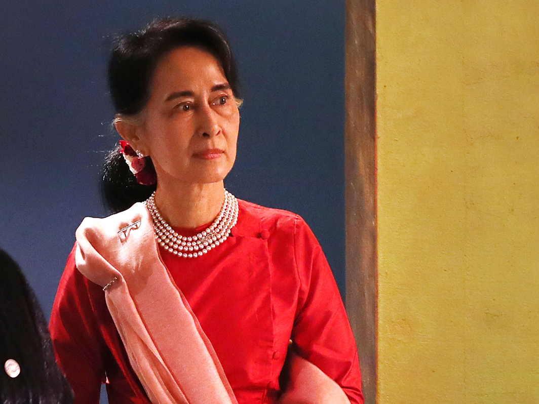 Aung San Suu yi