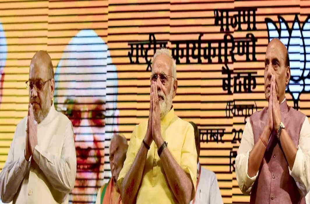 Politics not for votes for us: PM Modi