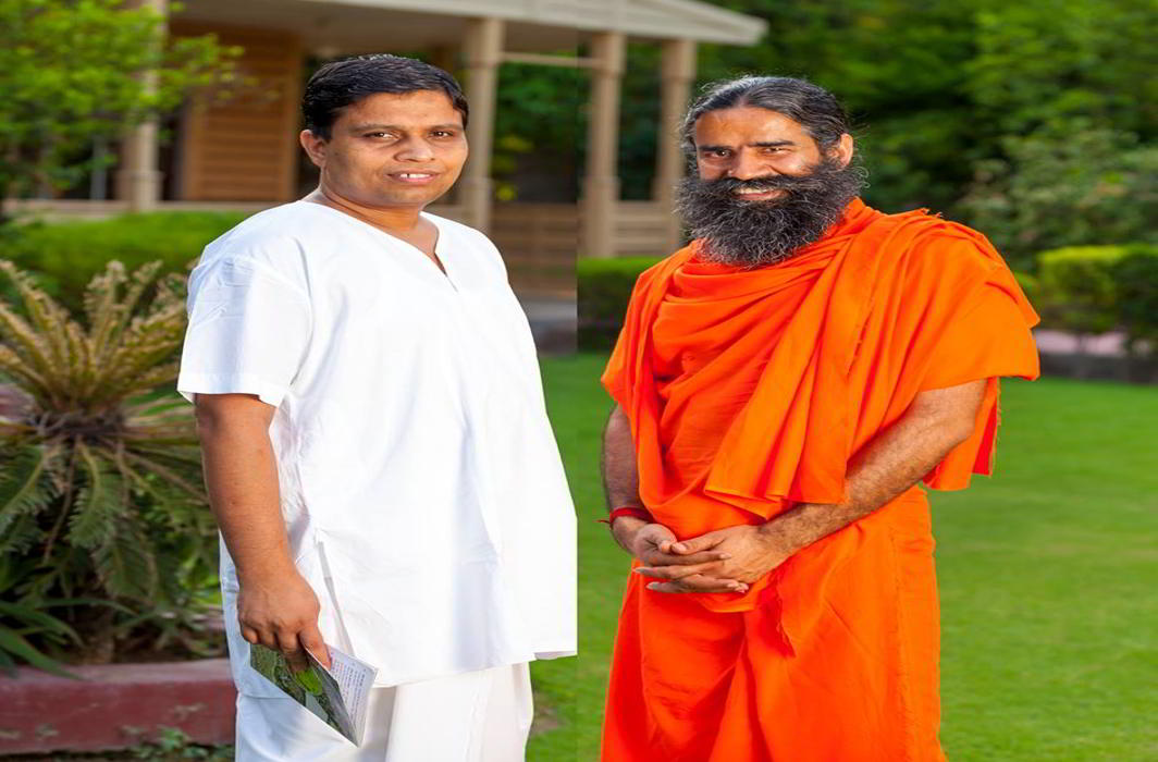 Desi muscle! Patanjali CEO Balkrishna 8th richest in India