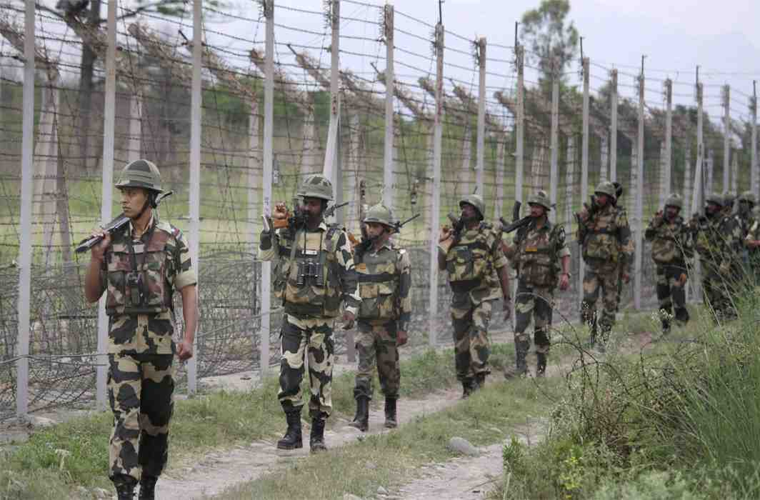 Pakistan firing kills BSF trooper in J&K