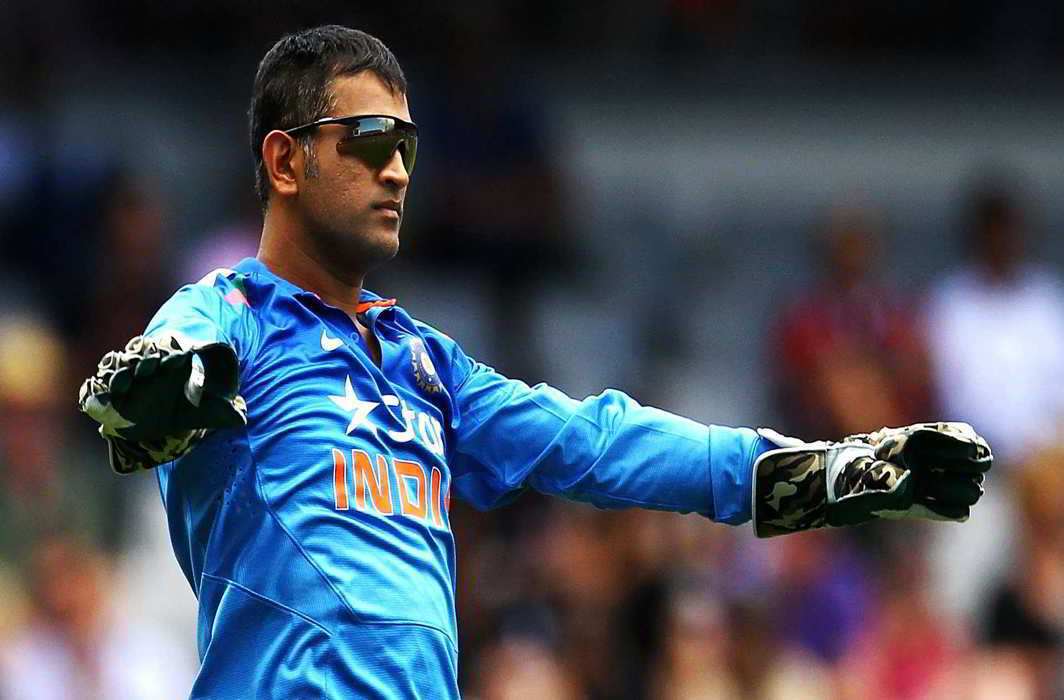 BCCI Recommends MS Dhoni for Padma Bhushan