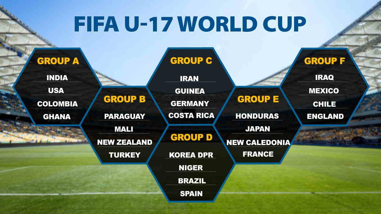 FIFA U 17 2017