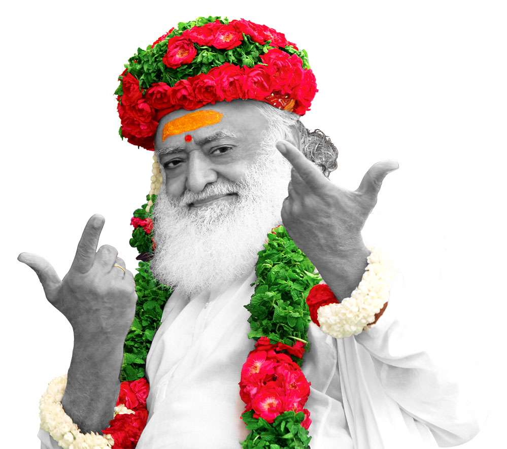 Declared a fake baba by his peers Asaram says he belongs to the category of donkeys