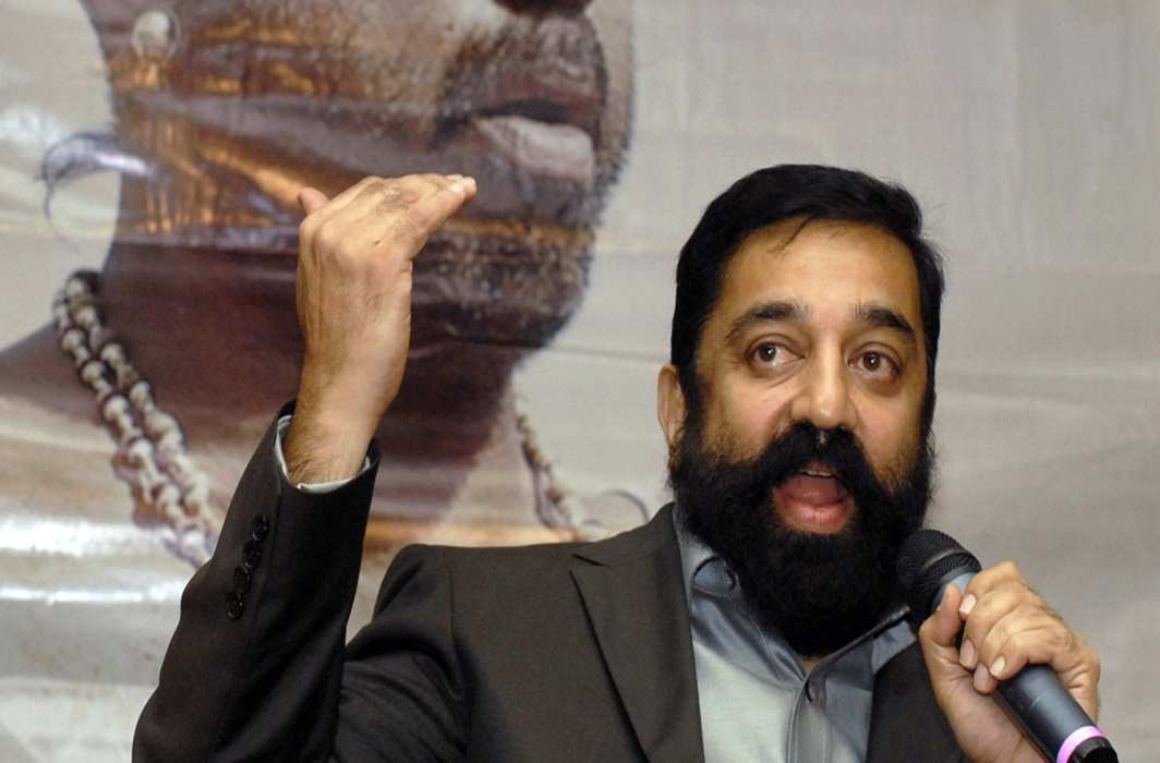 Why 'no work no pay'policy only for govt employees, not MLAs: Kamal Hassan